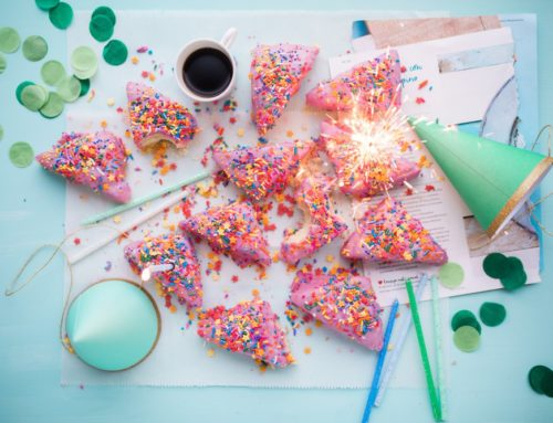 What My Daughter's Birthday Party Taught Me About Mistakes